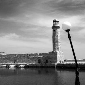 Chania in black and white - billeder4you