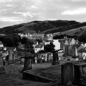 Graveyard - Kirkegaard-skotske-højland-billeder4you