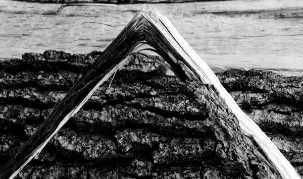 Trævinkel - træstub - billeder4you