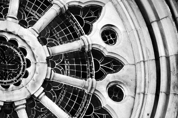 Kirke vindue - Billeder4you