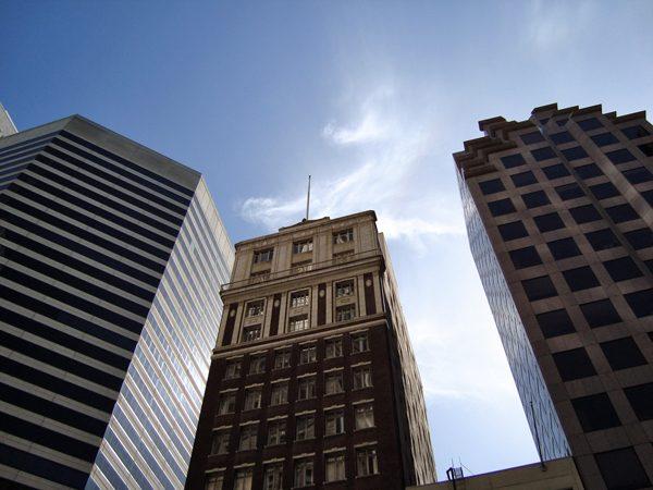 Skyskraber - foto af skyskraber i San francisco