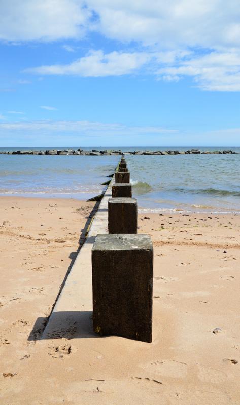 Strandbroen - foto af strandbro - billeder4you