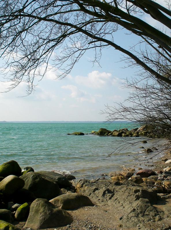Strand idyl - Billeder4you
