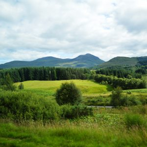 Skotlands natur