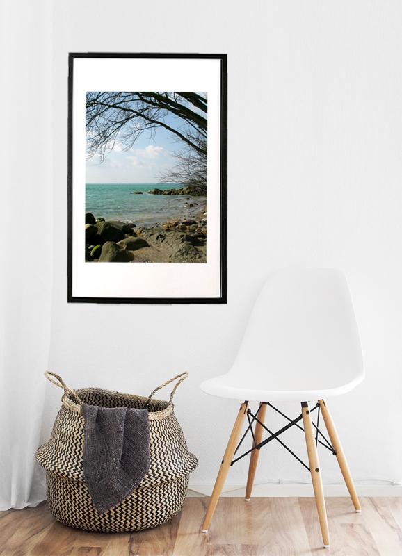 Strand idyl - Billeder4you opsat
