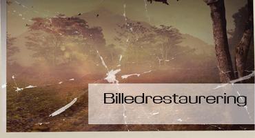 Billedrestaurering hos Billeder4you