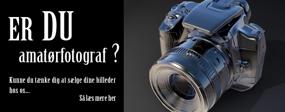 Er du amatørfotograf ? Send dine billeder til Billeder4you