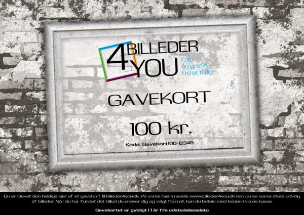 Gavekort - billeder4you
