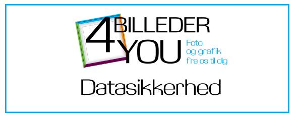 datasikkerhed på billeder4you