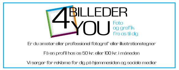 Få en profil hos billeder4you - billig reklame for dig