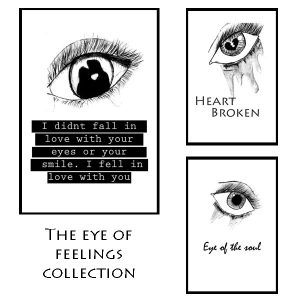The eye of fellings collection
